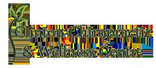 Clinton Chiropractic and Wellness Centre – Clinton Ontario Logo